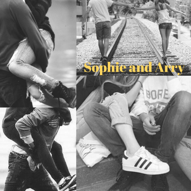 Sophie and Arry