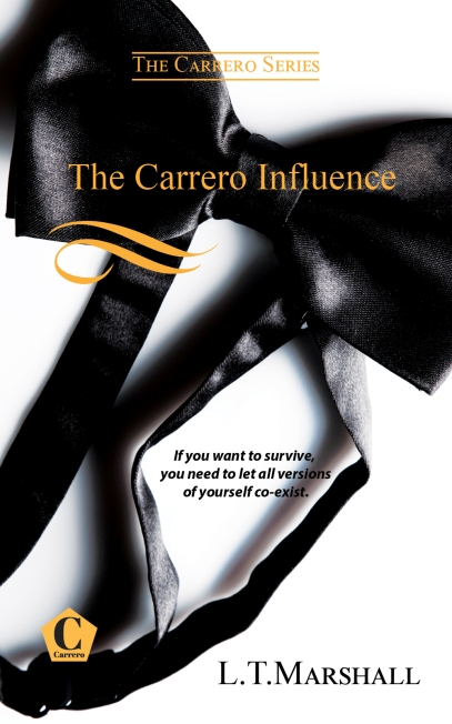 Influence Kindle Cover JPEG